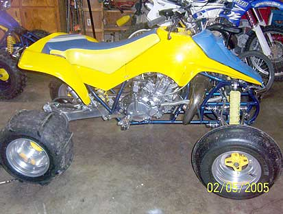 Fourtrax Quadracer in addition  in addition  besides  further S L. on 1985 suzuki lt250
