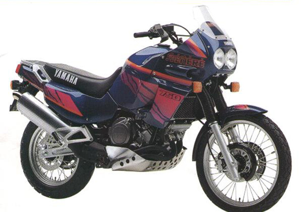 Yamaha Super Tenere Service Manual