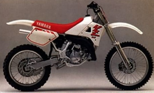 download now yamaha yz125 yz 125 1989 89 service repair. Black Bedroom Furniture Sets. Home Design Ideas