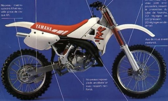 Pay for DOWNLOAD NOW Yamaha YZ125 YZ 125 1990 90 Service Repair Workshop Manual INSTANT