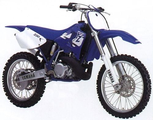 Download Now Yamaha Yz250 Yz 250 1998 98 2