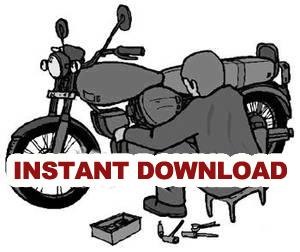 yamaha xvs650 drag star bike repair service manual