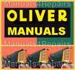 Thumbnail Oliver Super 55HC 55 550 HC Tractor Service Workshop Manual - DOWNLOAD