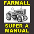 Thumbnail IH Farmall Super A Tractor Special Attachments Manual IH - DOWNLOAD