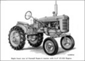 Thumbnail IH Farmall SUPER A Super AV TRACTOR Service Repair SHOP Workshop MANUAL - DOWNLOAD