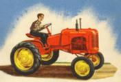 Thumbnail Massey-Harris MH Model 23 Mustang Tractor Shop Workshop Repair Manual - DOWNLOAD