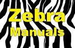 Thumbnail Zebra Z4M Plus Z6M - Printer Service Maintenance Manual and Parts Manuals *