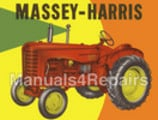 Thumbnail Massey-Harris MH Model 101 & 102 Tractor Shop Workshop Repair Manual - DOWNLOAD