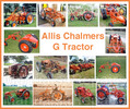 Thumbnail Allis Chalmers G Tractor Shop SERVICE Repair & OPERATOR Owner Manual & IMPLEMENTS Parts -4- MANUALS - DOWNLOAD