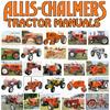 Thumbnail Allis CHALMERS B12 B-12 AC Tractor & Attachments SERVICE Repair MANUAL - DOWNLOAD