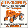 Thumbnail Allis Chalmers AC Model B Tractor SERVICE, Operators & Maintenance MANUAL -2- MANUALS - DOWNLOAD