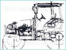 Thumbnail JI Case VA Series VAC VAH VAO Tractor Parts Catalog Manual R.I.E61 - DOWNLOAD