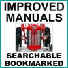 Thumbnail Massey Ferguson MF65 MF-65 Shop Repair Service Manual - IMPROVED - DOWNLOAD