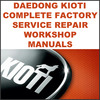 Thumbnail Daedong Kioti MECHRON 2200 UTV Service Manual - DOWNLOAD