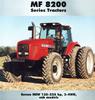 Thumbnail Massey Ferguson MF8200 Series 8210, 8220, 8240, 8250, 8260, 8270, 8280, Xtra Tractors SERVICE Workshop MANUAL - DOWNLOAD