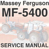 Thumbnail Massey Ferguson MF-5400 Series Tractor Service Workshop Repair Technical Manual - DOWNLOAD