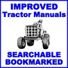 Thumbnail Allis Chalmers 5020 Tractors Illustrated Parts List Manual Catalog - IMPROVED - DOWNLOAD