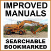 Thumbnail Case Factory WX210 WX240 Hydraulic Wheel Excavator Service Repair Workshop Manual - IMPROVED - DOWNLOAD