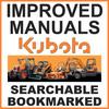 Thumbnail Collection of 2 files: Kubota L245 Tractor Service Repair Manual & Operators Manual - IMPROVED - DOWNLOAD