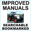 Thumbnail Collection of 2 files: Case David Brown 1690 Tractor Factory Service Manual & Illustrated Parts Manual - IMPROVED - DOWNLOAD