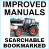 Thumbnail Collection of 4 files: Case David Brown 1390 Tractor Factory Service Manual & Shop Manual & Parts Manual & Special Equipment Catalog - IMPROVED - DOWNLOAD