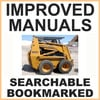 Thumbnail Collection of 3 files - Case 1845C Skid Steer Loader Service Repair Manual, Operators Manual & Parts Manual - IMPROVED - DOWNLOAD