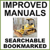 Thumbnail Collection of 2 files: Mitsubishi BD2G Tractor & BS3G Tractor Shovel Factory Service Manual & Operators Manual - IMPROVED - DOWNLOAD