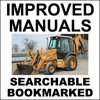 Thumbnail Collection of 4 files: Case 580L 580 L Service Manual & Operators Manual & Engine Repair Manual & Parts Manual - DOWNLOAD