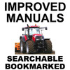 Thumbnail Case IH MXM Series Tractors MXM120 MXM130 MXM140 MXM155 MXM175 MXM190 Service Manual - IMPROVED - DOWNLOAD