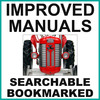 Thumbnail Collection of 3 files: Massey Ferguson MF 65 MF65 Tractor Service Repair Manual & Operators Manual & Parts Catalog - IMPROVED - DOWNLOAD