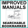 Thumbnail Collection of 2 files: Massey Ferguson 8150 Tractor Service Manual & Parts Catalog - IMPROVED - DOWNLOAD