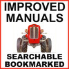 Thumbnail Massey Ferguson MF35 MF-35 FE35 TRACTOR Workshop SERVICE MANUAL & Mf35 Diesel, Petrol, VO LO OPERATOR MANUAL - IMPROVED - DOWNLOAD
