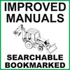 Thumbnail Collection of 4 files - John Deere 410G TLB Repair Service Manual, Operation & Test Manual, Operators Manual & Parts Catalog