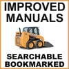 Thumbnail Collection 2 files - Case Alpha SR130 SR150 SR175 Loaders Service & Operator Manual - DOWNLOAD