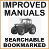 Thumbnail Case IH 7200 Magnum Pro Series 7210 7220 7230 7240 7250 Tractor Factory Operators Instruction Manual - DOWNLOAD