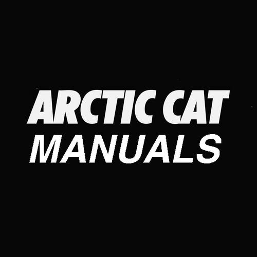 arctic cat atv 400 4x4 repair manual
