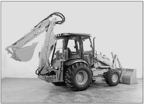 Pay for Case 580 Super M 580 Super M+ Series 2 Loader Backhoe Parts Catalog Manual - DOWNLOAD