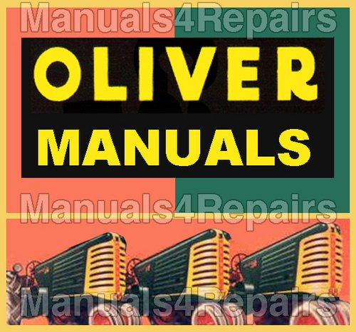 OLIVER Fleetline Super 55 66 77 88 550 660 770 880 DEALER ... on oliver tractor, oliver ignition diagram, oliver parts diagram,