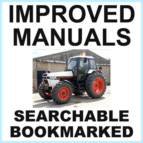 ih case david brown 1594 tractor workshop repair service shop manua rh tradebit com 140 Farmall Wiring-Diagram Farmall 140 Tractor Manual
