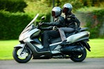 Thumbnail Honda Silverwing 2002-2013 scooter service manual