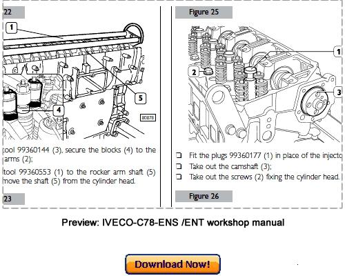 iveco cursor c78 ens c78 ent workshop repair manual download down rh tradebit com manual de taller iveco cursor 8 manual motor iveco cursor 8