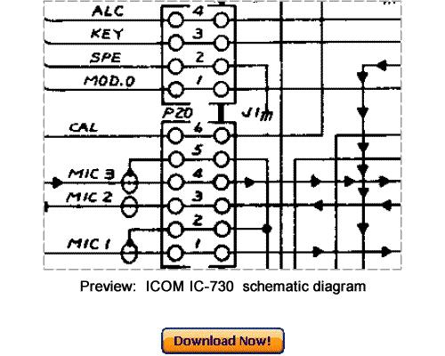 Download Icom Ic 730 Service Repair Manual Tradebit