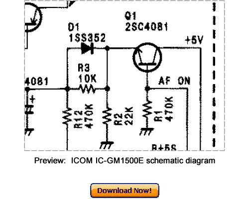 icom ic a110 service manual