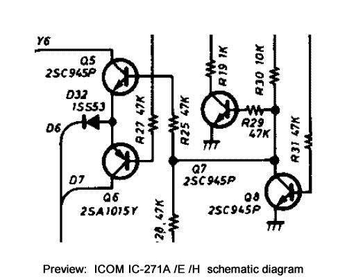 download icom ic-271a ic-271e ic-271h service repair manual