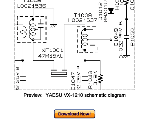 download vertex yaesu vx-1210 service repair manual