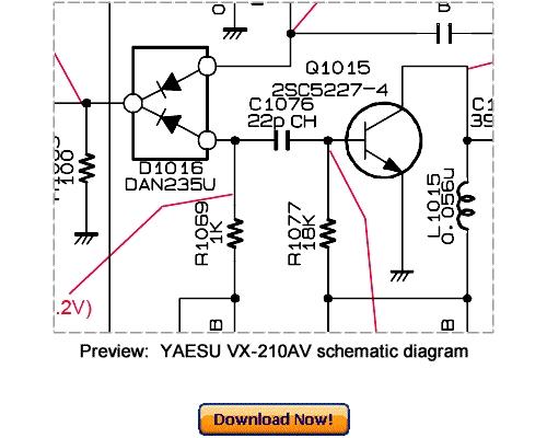 download vertex yaesu vx-210av service repair manual