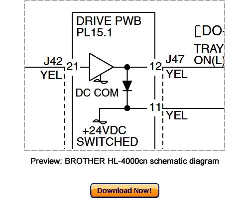 Free Download BROTHER HL-4000cn Service Repair Manual Download thumbnail