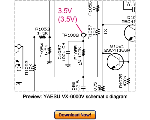 download vertex yaesu vx-6000v service repair manual