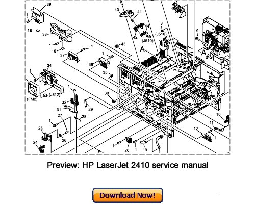 hp laserjet 2410 2420 2430 service repair manual download downloa rh tradebit com hp laserjet 2420 maintenance manual laserjet 2420 service manual