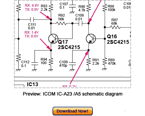 download icom c a23 ic a5 service repair manual download manuals rh tradebit com icom ic-a5 manual pdf Icon A5 Aircraft